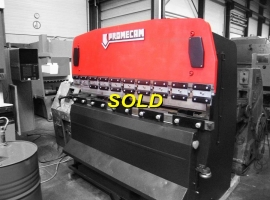 Press brakes AMADA PROMECAM RG (USED)