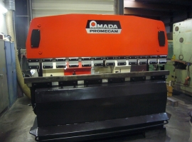 Press brakes AMADA PROMECAM ITS (USED)