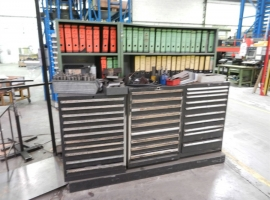 Misc AMADA LISTA CASES (USED)