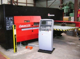 Punch AMADA EUROPE 2.5.8 (USED)