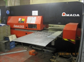 Punch AMADA EUROPE 245 (USED)