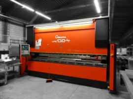 Press brakes AMADA HFE130-4 (USED)