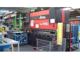 Press brakes AMADA PROMECAM HFBO 125-3 (USED)