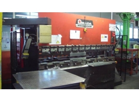 Press brakes AMADA PROMECAM ITS 8025 (USED)