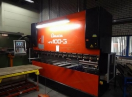 Press brakes AMADA HFE 100-3 (USED)