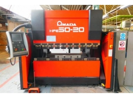 Press brakes AMADA HFE 5020 (USED)