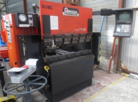 Press brakes AMADA ITS2 (USED)