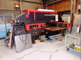 Punch AMADA VIP 345 (USED)