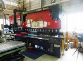 Press brakes AMADA F-BEST2003 (USED)