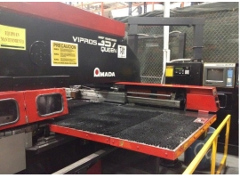 Punch AMADA 357 QUEEN (USED)