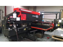 Punch AMADA VIPROS 357 QUEEN (USED)