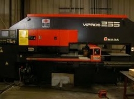 Punch AMADA VIPROS 255 (USED)