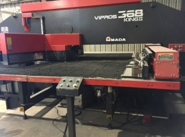 Punch AMADA VIPROS 368 KING II (USED)