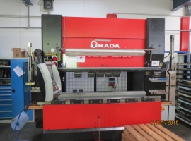 Press brakes AMADA HFE 8025 L (USED)