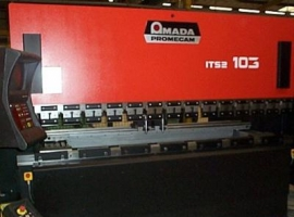 Press brakes AMADA ITS2 100-3 (USED)