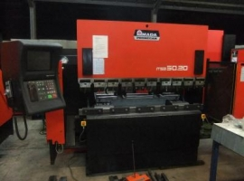 Press brakes AMADA ITS2 5020 (USED)