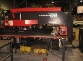 Punch AMADA 358 KINGII (USED)