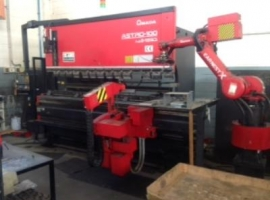 Press brakes AMADA ASTRO 100 MH (USED)