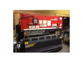 Press brakes AMADA RG-8024LD (USED)