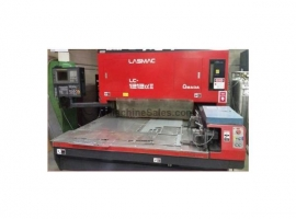 Laser AMADA LC1212A2 (USED)