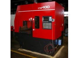 "Bandsaws AMADA CTB400 16"" X 16"" CNC CARBIDE SAW (USED)"