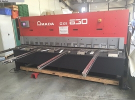Shears AMADA GX II 630 (USED)