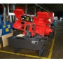 amada Mo# Hfa250w Fully Automatic Hydraulic Horizontal Band Saw