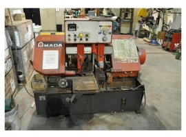 Bandsaws AMADA HA-250 (USED)