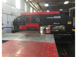 Punch AMADA VIPROS 568 (USED)