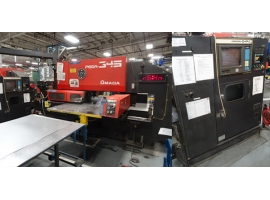 Punch AMADA PEGA 345 QUEEN (USED)
