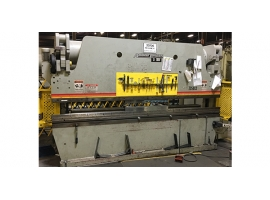 Press brakes AMADA ACCURPRESS HYDRAULIC 725012 250 TON PRESS BRAKE (USED)