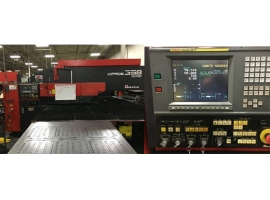 Punch AMADA VIPROS KING II 358 (USED)