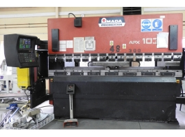 Press brakes AMADA APX 103 (USED)
