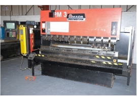 Press brakes AMADA ITS2 8025 (USED)