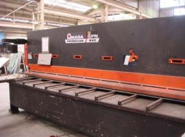 Punch AMADA GPN 4100 X 8 MM CNC (USED)