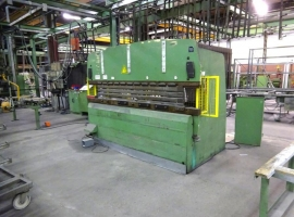 Punch AMADA 75 TON X 3100 MM (USED)