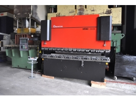 Punch AMADA 220 TON X 3100 MM CNC (USED)