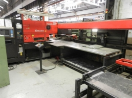 Punch AMADA 2000 X 1000 MM (USED)