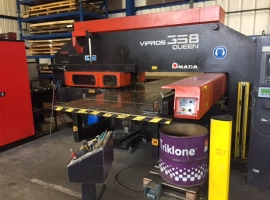Punch AMADA VIPROS 358 QUEEN (USED)