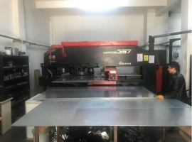 Punch AMADA VIPROS 357 (USED)