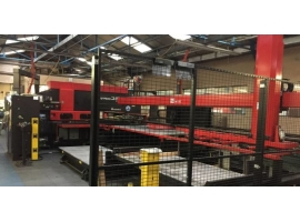 AMADA LKI MP 250 M LOADER / UNLOADER (USED)