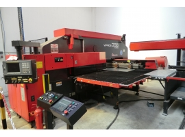 Punch AMADA VIPROS 358 (USED)