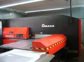 Punch AMADA EUROPE 258 (USED)