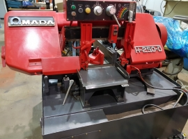 Bandsaws AMADA H-250D (USED)