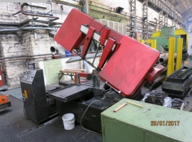 Bandsaws AMADA HA 500 (USED)