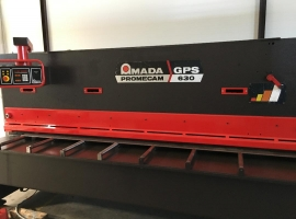 Shears AMADA GPS 630 (USED)