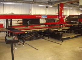 AMADA LKI MP 250 M (USED)