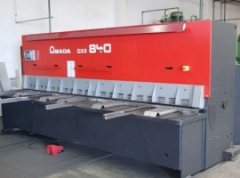 Shears AMADA GX II 840 (USED)