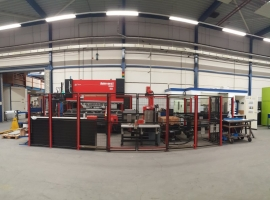 Press brakes AMADA ASTRO 100NTR (USED)
