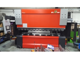 Press brakes AMADA HFE M2 100T 3M, HYDRAULIC UPSTROKING (USED)